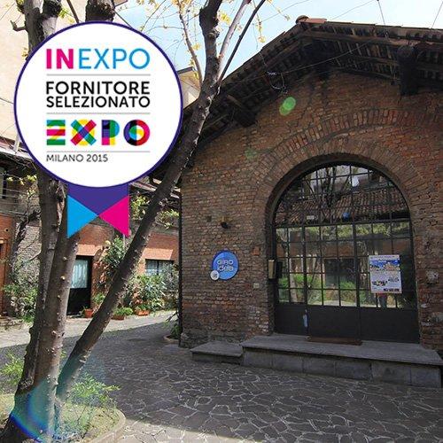 Giroidea Agenzia di Comunicazione di Milano è stata qualificata da Expo 2015 come Fornitore Selezionato.