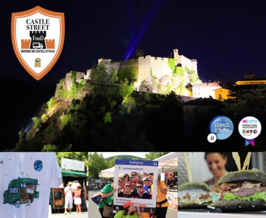 L'organizzazione degli eventi Castle Street Food e la certificazione come fornitore selezionato Expo 2015 sono concreti stimoli per la squadra di Giroidea.