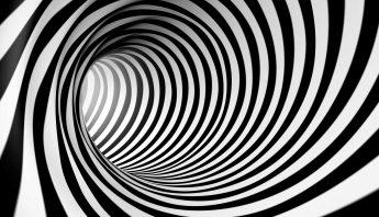 Rappresentiamo in questo tunnel stroboscopico la misurazione del dato