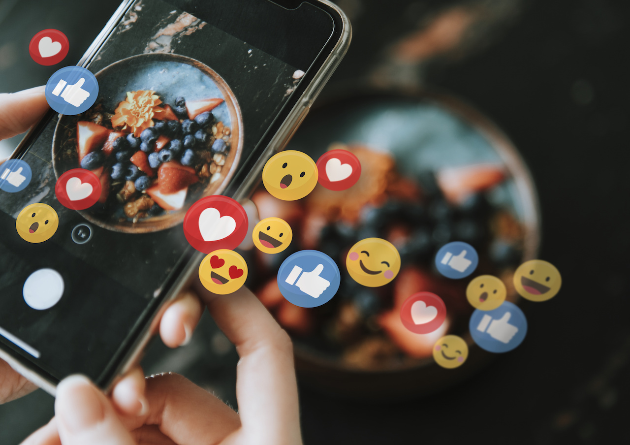 Vendi prodotti gastronomici? I social possono essere tuoi grandi alleati!