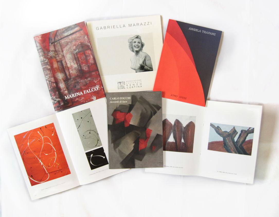 Catalogo d'arte